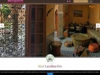 www.riad-layalina-fes.com