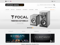 www.univers-sons.com