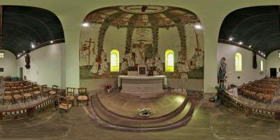 Chapelle Notre-Dame de Merquel — Mesquer