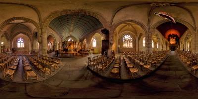 Eglise Saint-Guénolé — Batz-sur-Mer