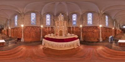 Chapelle Notre-Dame-la-Blanche — Guérande