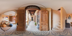 Riad Layalina – Chambre & Balcon 2