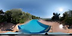 Plascassier - piscine