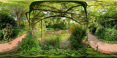 Les jardins de Claude Monet - Giverny