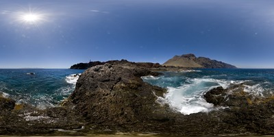 Tenerife - Punta de Teno 1