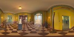 Galerie Hugues Pénot - villa Ker Souveraine - Pornichet