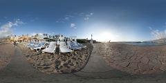 Tenerif - Las Americas - plage