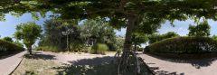 Promenade devant l'Hermitage - La Baule