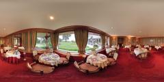La Baule - Castel Marie-Louise - salle à manger I