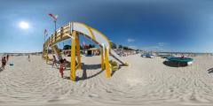La Baule - club de plage