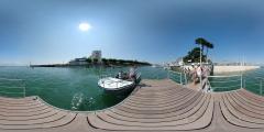 Le Pouliguen - port III