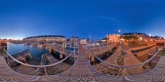 Le Pouliguen - port nuit II