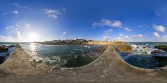 Port de Batz-sur-Mer - fin d'après-midi