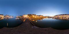 Port Pouliguen nuit II