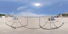 La Baule - plage et cabines de bains - 2