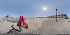 Jumelles avec vue sur la baie – La Baule Le Pouliguen (de jour)