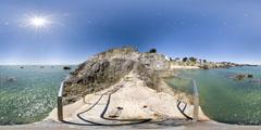 Le Poulifguen - Côte Sauvage - Baie des Maures