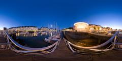 Pouliguen - port, manège, promenade
