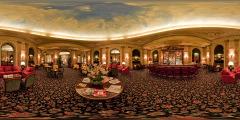Bruxelles — Hôtel Le Plaza — le bar