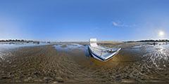 Cap Ferret - le Mimbeau - bateau 1