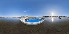 Cap Ferret - le Mimbeau - bateau 2