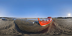 Cap Ferret - le Mimbeau - bateau 3