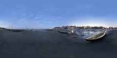 Cap Ferret - plage Canon nuit 2