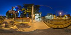 Gare de Louveciennes