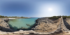 Minorque – Cala Es Talaier