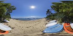 Cap Ferret - plage Vigne midi 3
