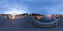 Paris — Pont Leopold — 2