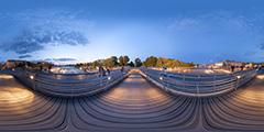 Paris — Pont Léopold — 1