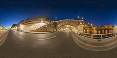 Paris — Pont Notre Dame & Palais de Justice