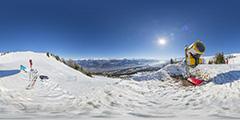 Crans Montana — Mont Lachaux