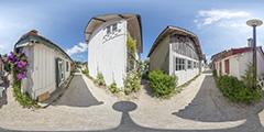 Lège Cap Ferret — village du Canon — 2