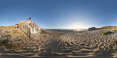 Lège Cap Ferret — Océan — L'Horizon