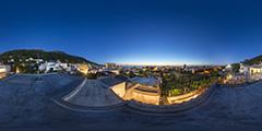 Anacapri — La Casetta by night