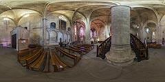 Saint-Émilion — la collégiale