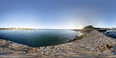 Port de Lérat — fin d'après-midi III