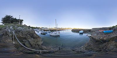 Port de Lérat — fin d'après-midi I