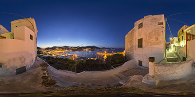 Ponza by night