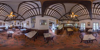Giverny —restaurant les Nymphéas