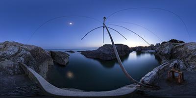 Le Pouliguen — pêcherie Pierre Plate