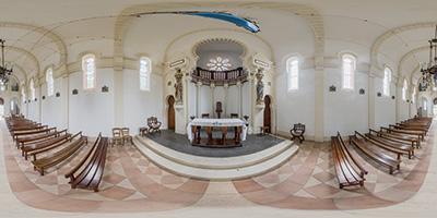 Villa algérienne — chapelle Sainte-Marie du Cap