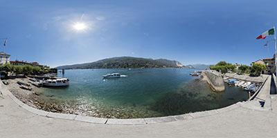 Isola dei Pescatori ou Isola Superiore I — lac Majeur