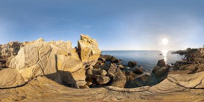 Le Croisic — rocher de l'Ours