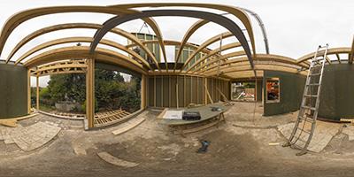 Louveciennes - maison en bois