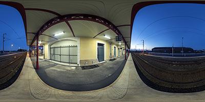 Gare du Pouliguen — 2017