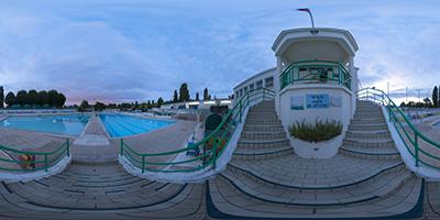 Centre de Sports et Loisirs de la Banque de France —nuit 1