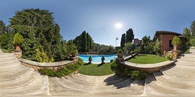 Villa Toscane —piscine 2018
